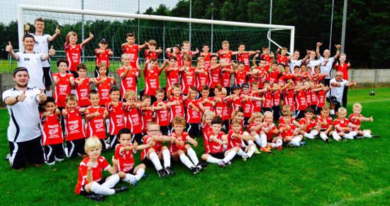 TIKI TAKA Voetbalkamp K Hechtel FC